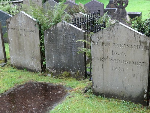 Graves of William and Dorothy Wordsworth