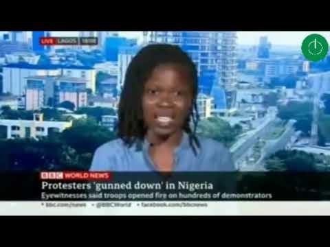 Lekki toll gate shooting: BBC report negates CNN allegations, corroborates Nigeria Army's claims (video)