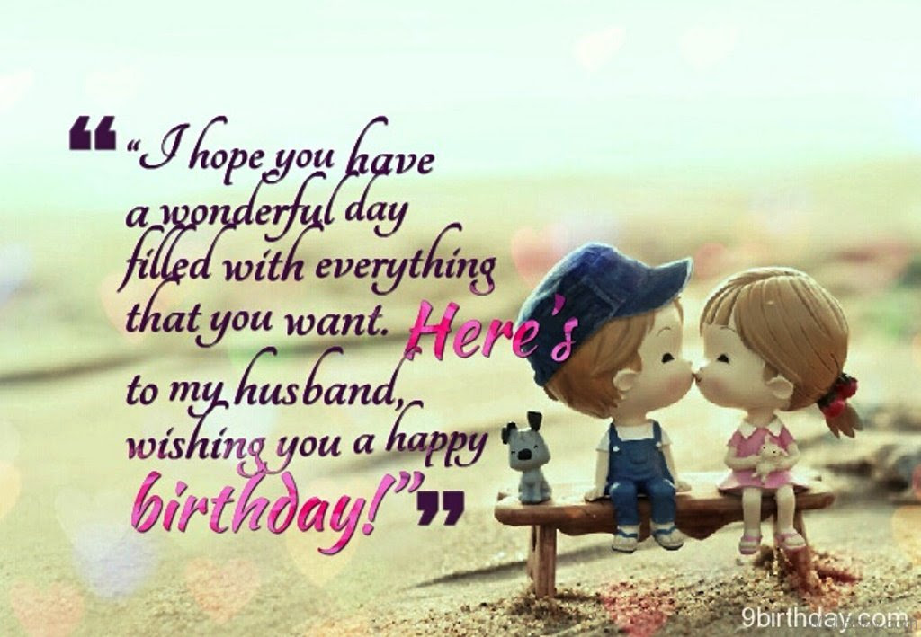 53 Birthday Wishes For Husband