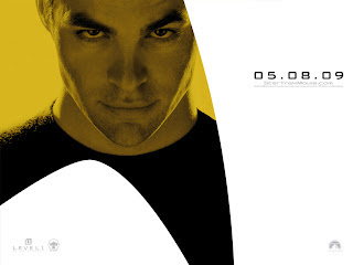 Star Trek Teaser Character Movie Posters - Chris Pine as James T. Kirk