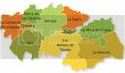 Las comarcas de la provincia de Toledo