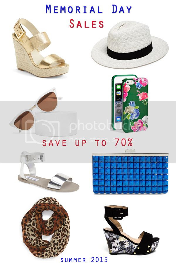 shop the best Memorial Day sales for summer 2015