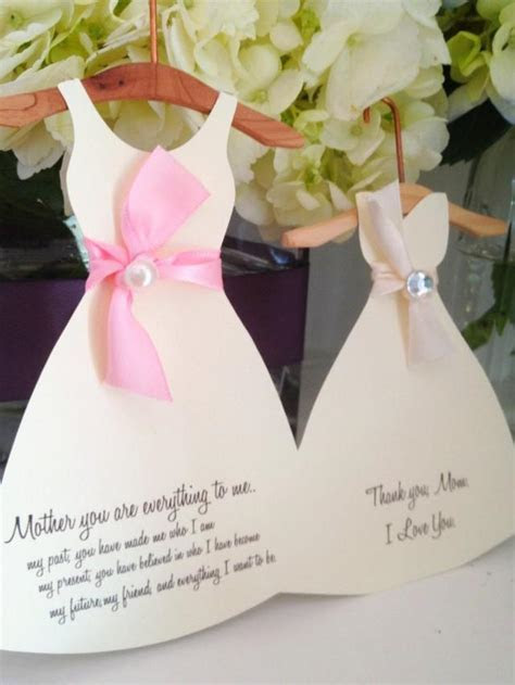 Mother Of The Bride Card, Mother Of The Bride Thank You