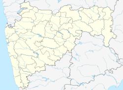 Latur is located in Maharashtra