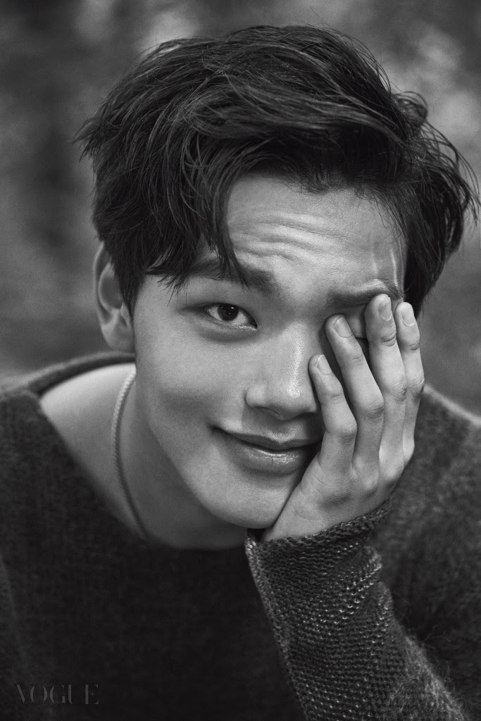 Yeo Jin Goo - Vogue Magazine October Issue '15