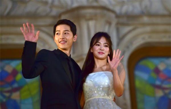 Bí quyết giữ dáng để luôn trẻ đẹp như gái đôi mươi của nữ thần hàng đầu châu Á Song Hye Kyo - Ảnh 1.