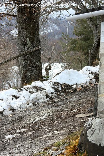 Gocce di fu neve