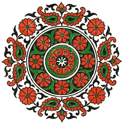 Indian Textitle Design a1