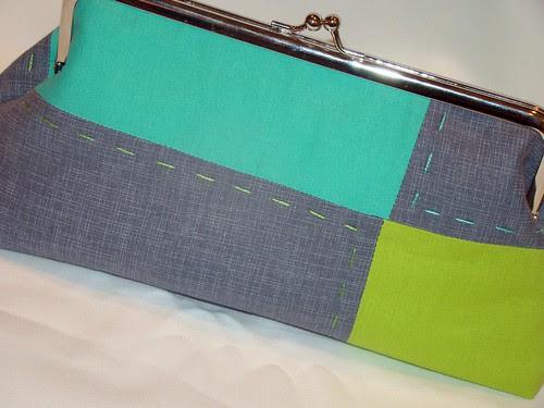 FTLOS metal frame pouch