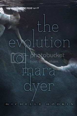 the evolution by mara dyer by michelle hodkin