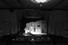 San Francisco Opera Open House - View from Box O