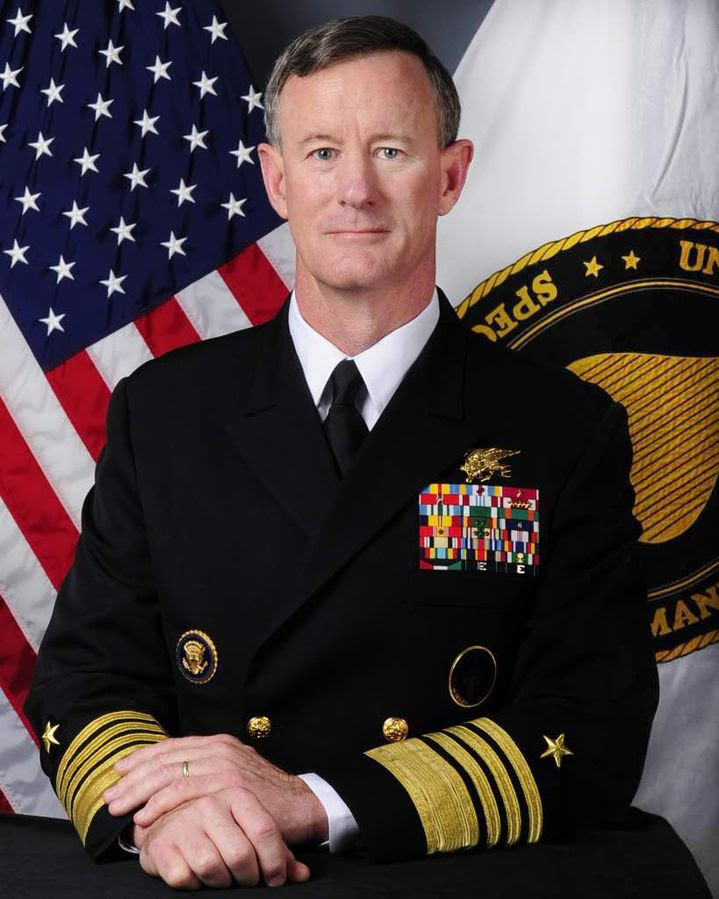 DoDoc William H McRaven 2012