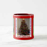 A Real Christmas Tree Mug