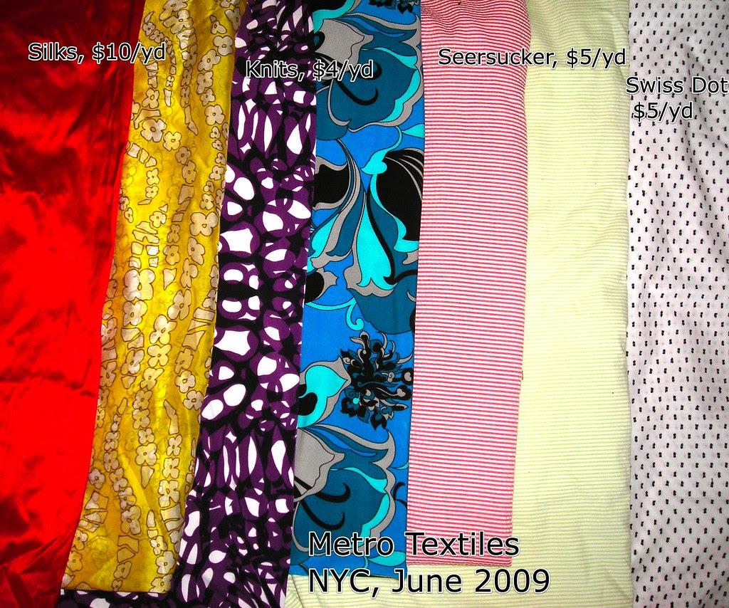 Metro Textiles 6-09