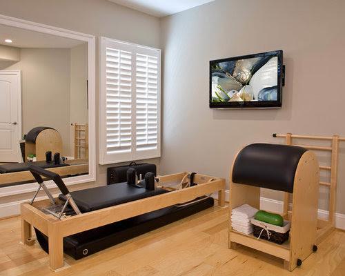Best Paint Colors Home Gym Design Ideas, Pictures, Remodel ...