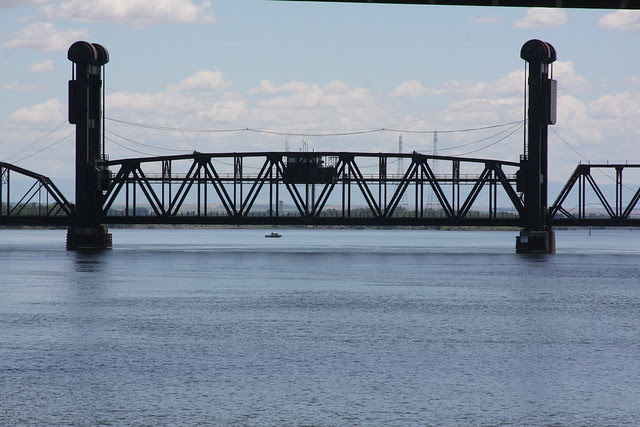 Tri-Cities BNSF Bridge