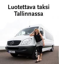 Elve Takso, Elven Taksi, Tallinna, Tallinna Tutuksi