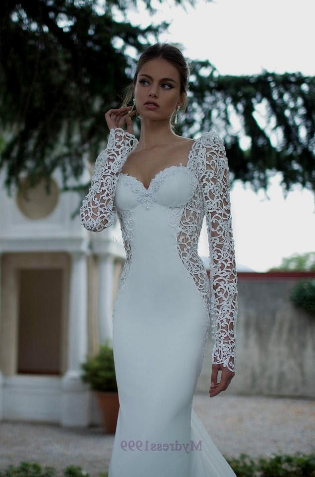 short_tight_fitted_wedding_dresses_naf_dresses_3