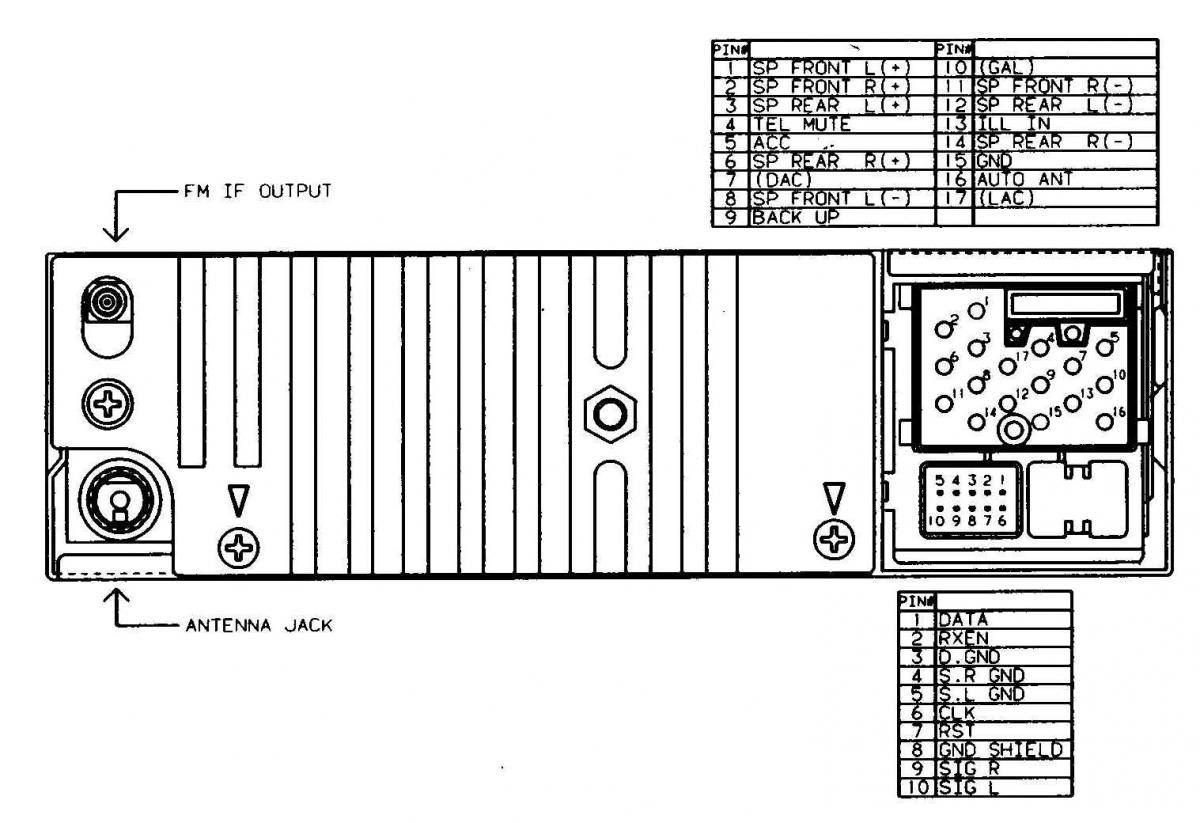 41d15f2 1990 Bmw 325i Fuse Box Wiring Resources
