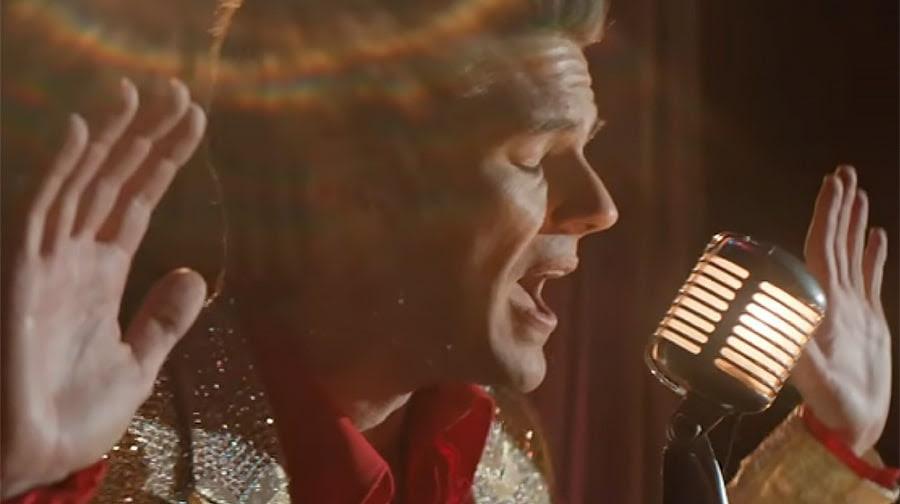 Watch the Killers' Brandon Flowers Strut Around Vegas in 'The Man' Video