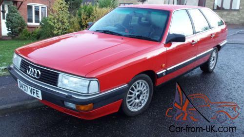 Audi 200 Avant Turbo Quattro