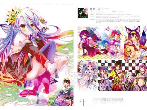 illustration  art book anime books