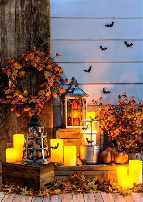 20 Rustic Halloween Decor Ideas   Feed Inspiration