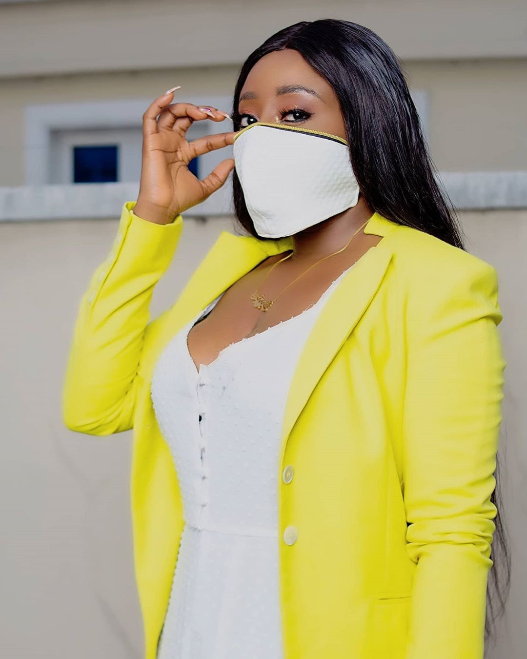 What I cannot step out without – Ini Edo