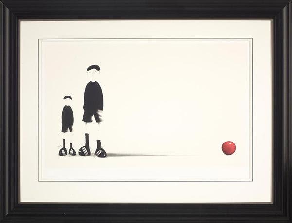 Like Father Like Son By Mackenzie Thorpe Evergreen Art Cafe Daventry