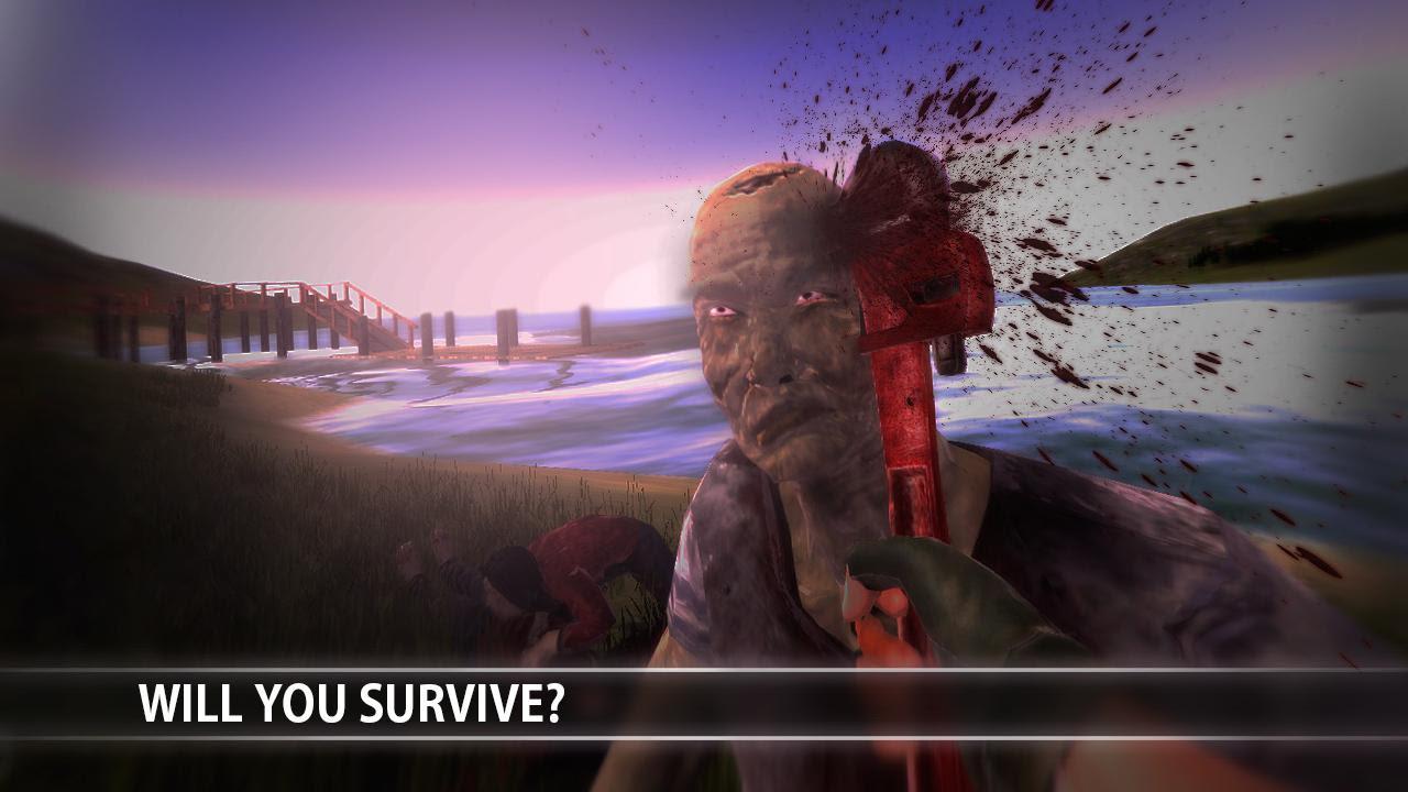 Experiment Z Zombie Survival MOD APK Terbaru 2015