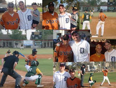 Israel Baseball League