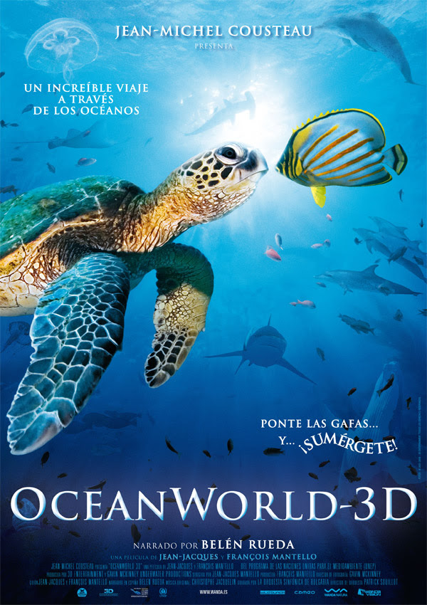 OceanWorld 3D (Jean-Jacques Mantello, 2.009)