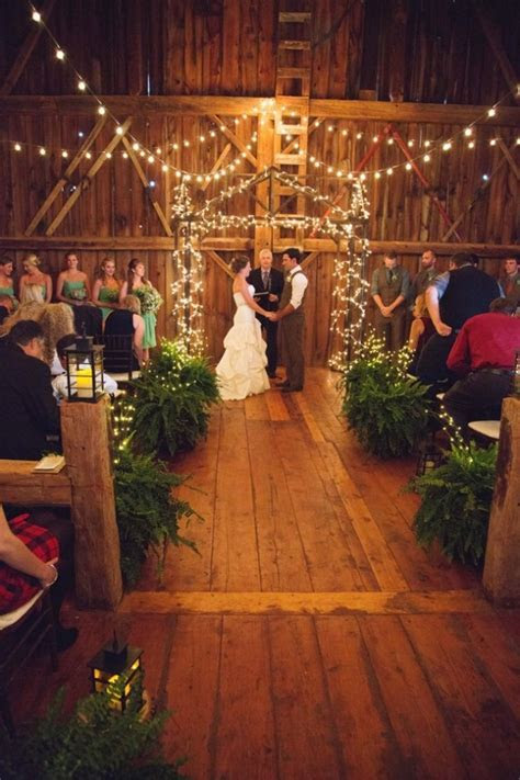 Rustic Barn Wedding In Canada   Rustic Wedding Chic