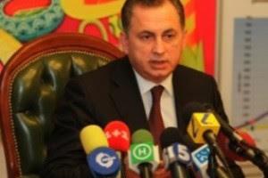 Борис Колесников рассказал про основные приореты на оставшиеся 200 дней до Евро-2012