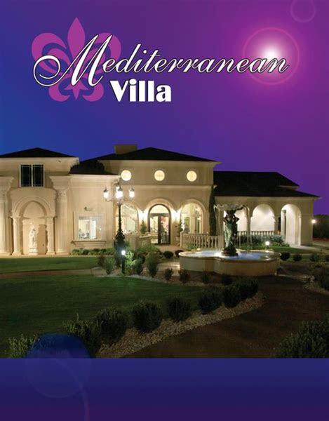 mediterranean villa arlington tx