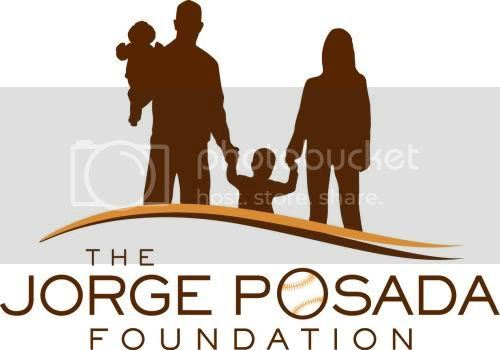 Logo of the Jorge Posada Foundation