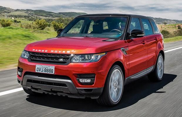 Novo Range Rover Sport parte de R$ 377,5 mil (Foto: Divulgação / Marcos Camargo)