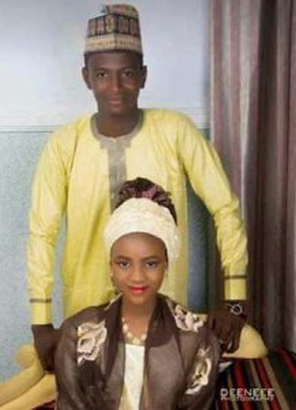 Issokay!! 19-Year-Old Boy Marries 15-Year-Old Girl In Northern Nigeria