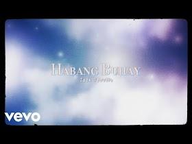 Habang Buhay by Zack Tabudlo [Official Lyric Video]