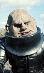 Dr Who and the Sontaran Experiment