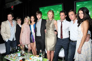 Gossip Girl Cast Upfronts