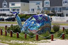 Whalemina, Rockaway Beach