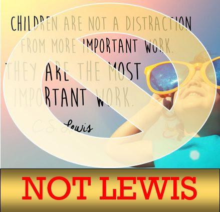 Ccslq 10 Children Distraction Essential Cs Lewis