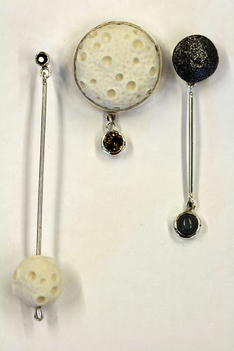 A Voyage To Arcturus - Earring Trio 1