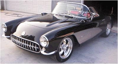 57 Corvette
