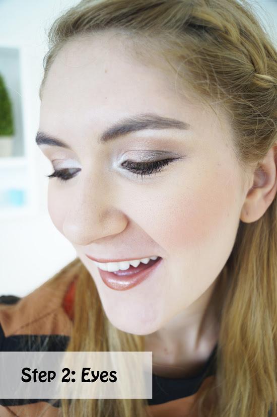 Bronze Makeup Tutorial