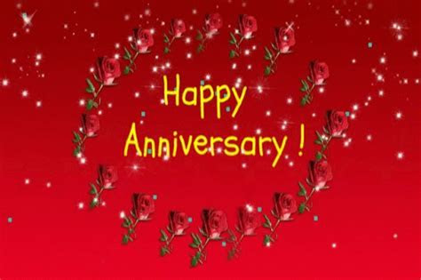 Anniversary Greeting Card  Free Happy Anniversary eCards
