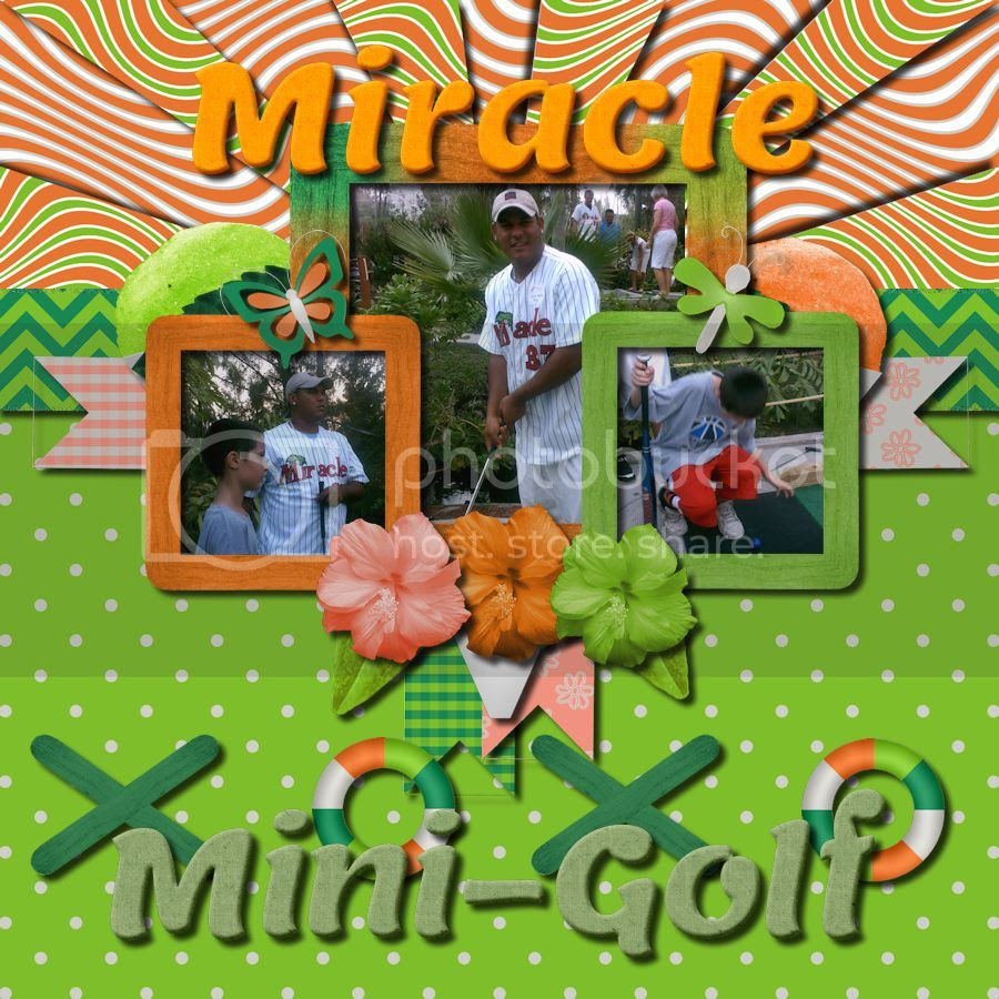 Miracle Mini-Golf