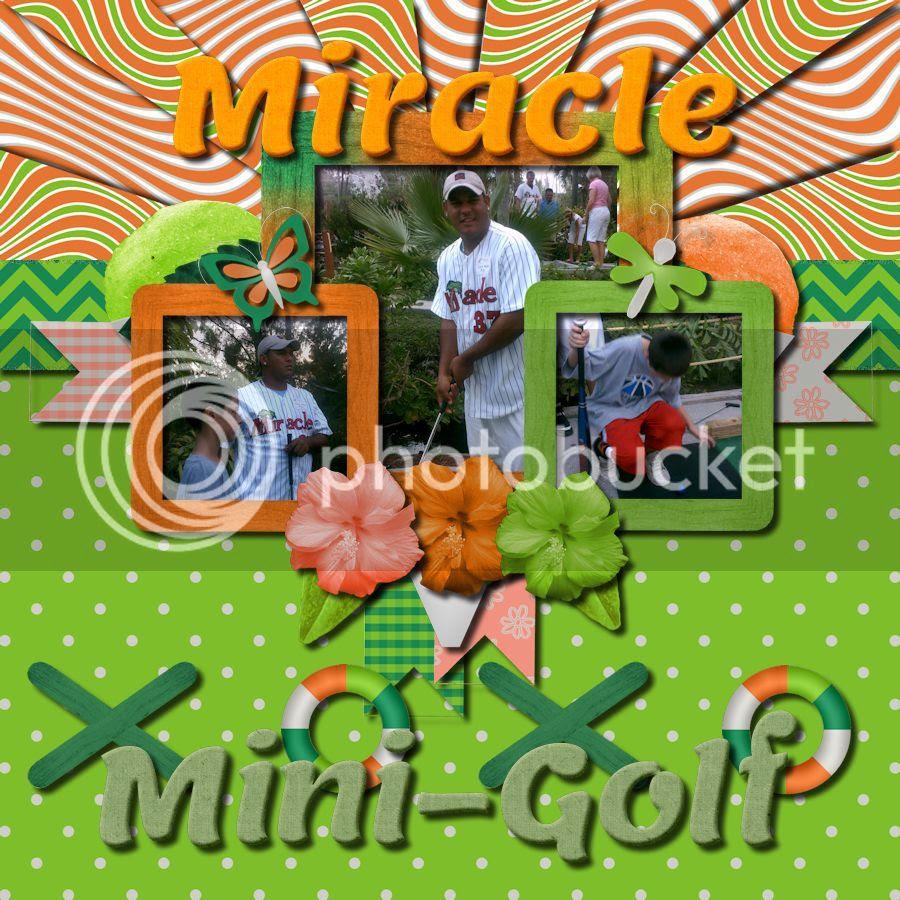 Miracle Mini-Golf