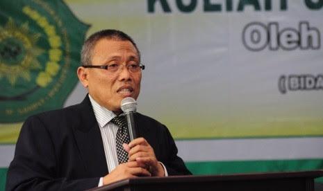 Ketua PP Muhammadiyah Tutup usia